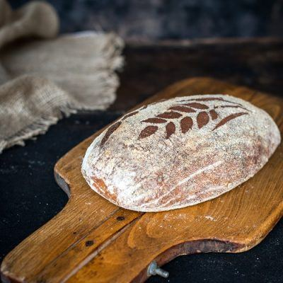 Artisan Seeded Light Rye Batard